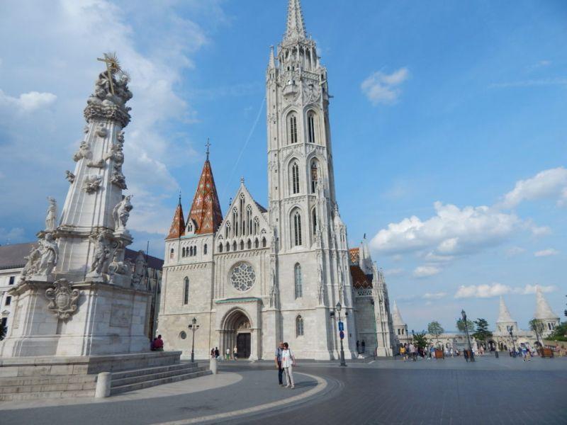 Собор Св. Матяша в Будапеште.
