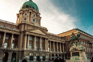 Тайны королевского дворца в Будапеште. Пешеходный тур