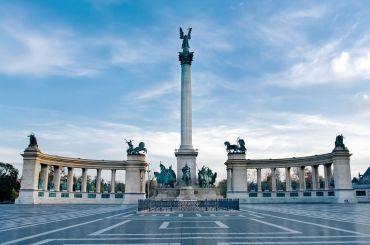 История в памятниках. Пешеходный тур по Будапешту
