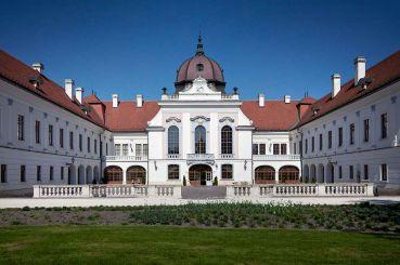 Дворец Императрицы Сиси в Гёдёллё
