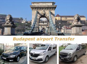 Трансферы в Будапеште