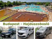 Трансфер Budapest - Hajduszoboszlo