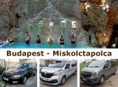 Трансфер Budapest - Miskolctapolca