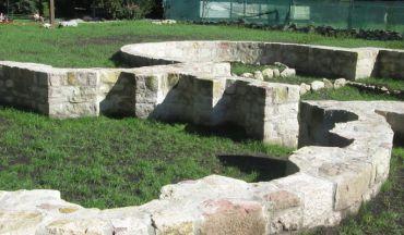 Руины Бенедиктинского аббатства, Мишкольц