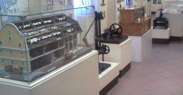 Музей бумажной промышленности при Бумажной фабрике Диошдьер, Мишкольц