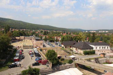 Площадь рыцарских турниров, Мишкольц