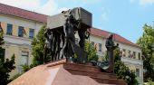 Памятник Героям, Мишкольц