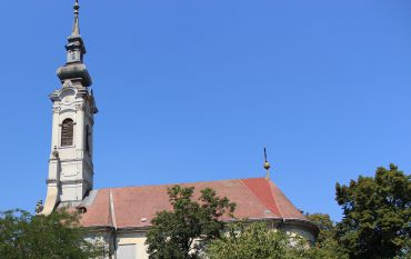 Holy Trinity Greek Orthodox Church, Miskolc
