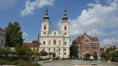 Католическая церковь Святой Богородицы, Мишкольц