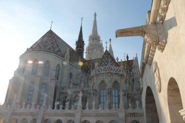 Matthias Church, Budapest
