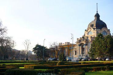 Купальня Сечени, Будапешт