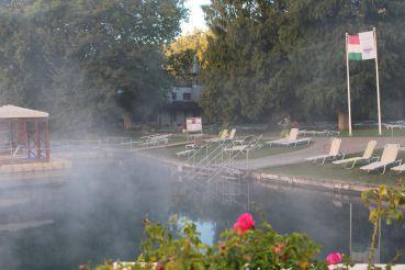 Озеро Хевиз, Хевиз