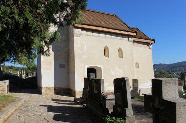 St Magdalene Church in Egregy, Heviz