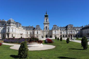 Дворец Фештетич, Кестхей