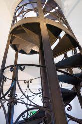 Винтовая лестница на башню