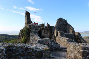 Szigliget Fortress, Szigliget