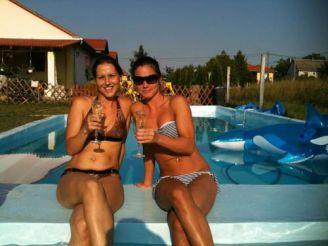Garden Pool House